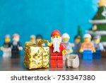 chiang mai   thailand  ... | Shutterstock . vector #753347380