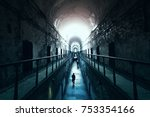 An Old Abandoned Cell Blocks In ...