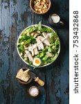 Classic Caesar Salad With...
