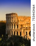 Small photo of The Rome Colosseum