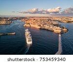 Aerial Drone Sunrise Photo ...