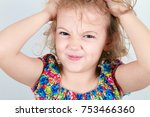 furious and aggressive little... | Shutterstock . vector #753466360