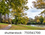 dunorlan park royal tunbridge... | Shutterstock . vector #753561700
