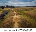 Earthworks around Yorktown Battlefield - Yorktown, VA