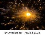 katni   india 19 october 2017 a ... | Shutterstock . vector #753651136