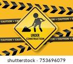 illustration of under... | Shutterstock .eps vector #753696079