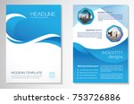 template vector design for... | Shutterstock .eps vector #753726886