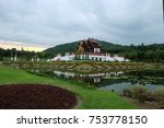 the landmark at chiang mai the... | Shutterstock . vector #753778150