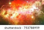 a stunning 3d rendering of some ...   Shutterstock . vector #753788959