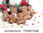 Family Gingerbread Men....