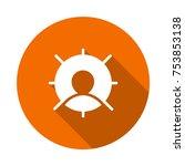 user circle icon