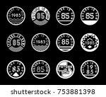 future is now.logo.vector. | Shutterstock .eps vector #753881398