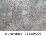 old rusty metal background... | Shutterstock . vector #753889009