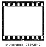 film strip | Shutterstock . vector #75392542