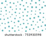 seamless pattern. multi colored ...   Shutterstock .eps vector #753930598