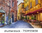 Siesta Hour In Old Town Lucca ...