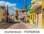 isla mujeres  cancun  mexico  ...   Shutterstock . vector #753968068