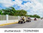 isla mujeres  cancun  mexico  ...   Shutterstock . vector #753969484