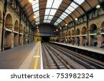 london  england 18 november... | Shutterstock . vector #753982324