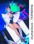 odessa  ukraine july 4  2014 ...   Shutterstock . vector #753988546