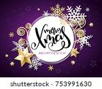 vector illustration of... | Shutterstock .eps vector #753991630
