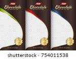Chocolate Bar Packaging Set....