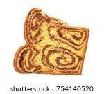 romanian traditional sponge... | Shutterstock . vector #754140520