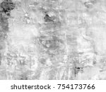 concrete black and white... | Shutterstock . vector #754173766