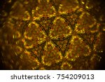 Kaleidoscope Photograph Inside.