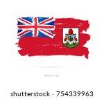 Flag Of Bermuda Skeletons....