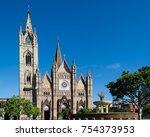 guadalajara  mexico   november... | Shutterstock . vector #754373953