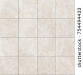 marble tiles seamless texture  | Shutterstock . vector #754494433