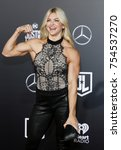 brooke ence at the world... | Shutterstock . vector #754537270
