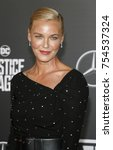 connie nielsen at the world... | Shutterstock . vector #754537324
