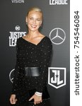 connie nielsen at the world... | Shutterstock . vector #754546084