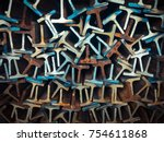 Textures Steel T Bar