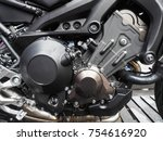 shot from the right side of the ...   Shutterstock . vector #754616920