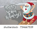 Happy Surfin' Holidays With...