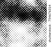 abstract halftone pattern... | Shutterstock .eps vector #754676314