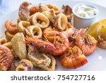 Mixed Deep Fried Fish  Shrimp...