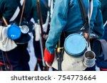 19th Century European Soldier...