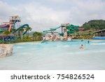 pattaya  thailand   november 12 ... | Shutterstock . vector #754826524
