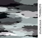 camouflage background with... | Shutterstock . vector #754886293