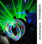 Small photo of lightshow laser clubber