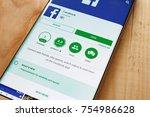 kazan  russian federation   sep ... | Shutterstock . vector #754986628