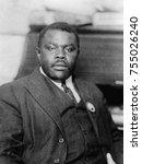 marcus garvey  jamaican black...   Shutterstock . vector #755026240