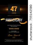 47 years golden anniversary