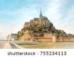 Le Mont Saint Michel  An Unesco ...