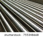 Stainless Steel Bars Of A Benc...