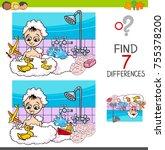 cartoon vector illustration of... | Shutterstock .eps vector #755378200